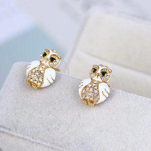 Kate Spade Cute Owl Earrings